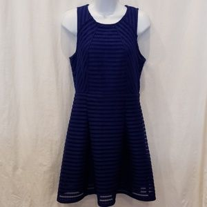 Mossimo Size Medium Purple Tank Dress